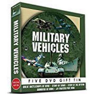 Military Vehicles [5 DVD GIFT TIN]